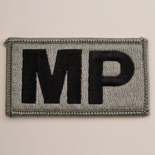 ACU MP PATCH with Fastener